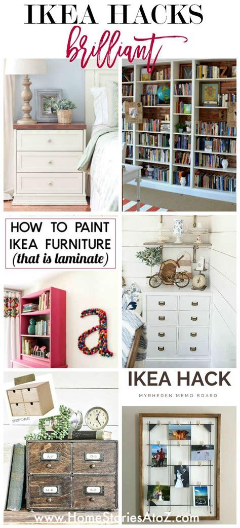 Ikea Badmöbel Hack by 10 Brilliant Ikea Hacks Ikeahack Furniturehack