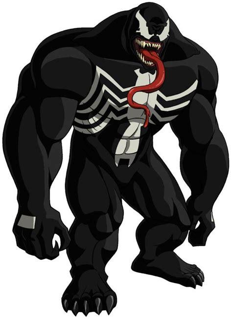 venom ultimate spider villain wiki fandom