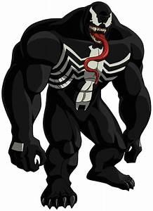 Venom - Ultimate TMNT Spider-Man Wiki