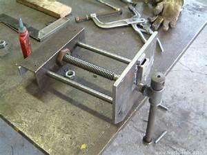 Etabli Fait Maison : fabriquer une presse d atelier bande transporteuse ~ Premium-room.com Idées de Décoration