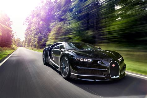 2017 Bugatti Chiron In Motion, Hd Cars, 4k Wallpapers