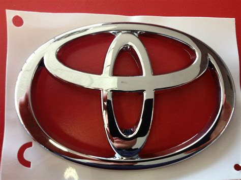 Emblem Toyota Camry By Lumobil genuine toyota camry 2001 2002 2003 2004 factory trunk