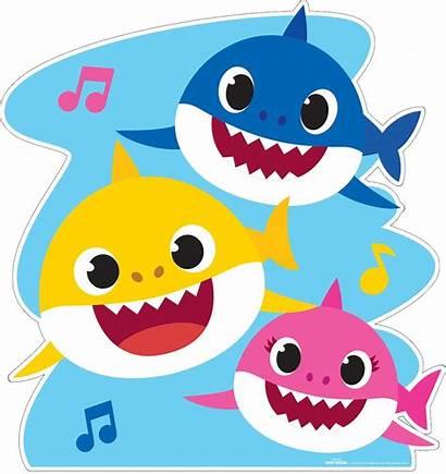 Shark Transparent Clipart Birthday Svg Doo Coloring