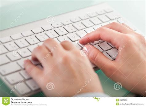hands typing  keyboard royalty  stock images image