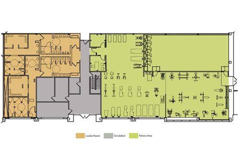 fitness center de meza architecture