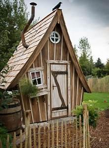 plan cabane enfant 15 cabanes a construire soi meme With plan cabane de jardin enfant