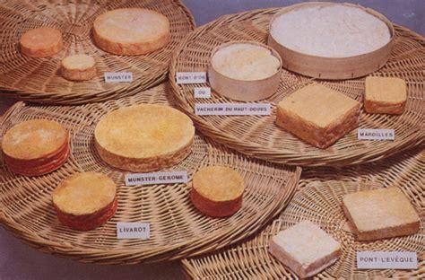 les fromages les fromages 224 p 226 te molle et 224 cro 251 te lav 233 e