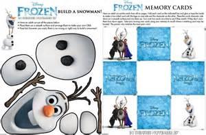 Disney Frozen Printables Free