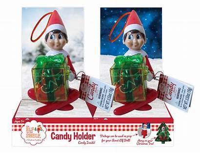 Candy Elf Shelf Dish Candyrific