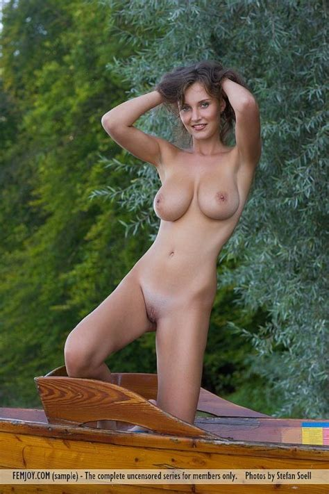 Busty Nudes Outdoors