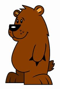 Picture Of A Cartoon Bear - Cliparts.co