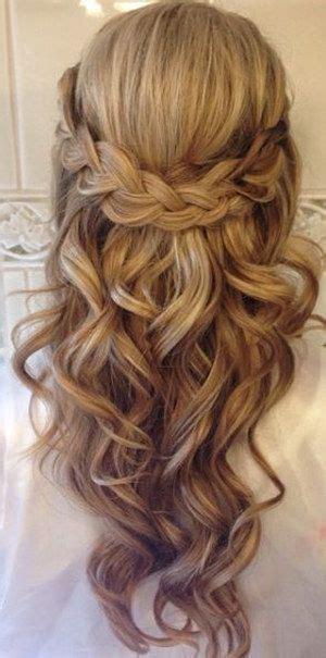 Best 25  Half up half down wedding hair ideas on Pinterest