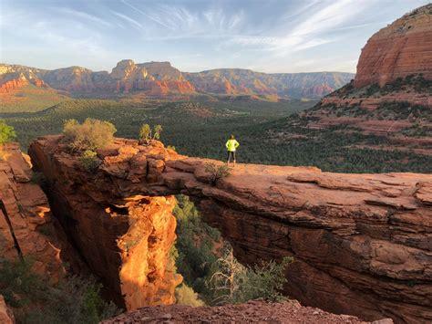 Devil's Bridge Is A Bizarre Arizona Natural Wonder That ...