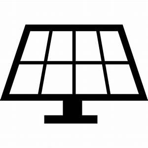 Panneau Solaire Gratuit : panneau solaire t l charger icons gratuitment ~ Melissatoandfro.com Idées de Décoration