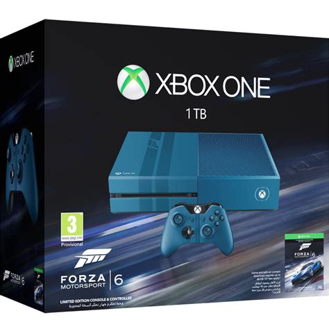 xbox  tb limited edition forza motorsport  bundle
