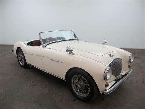 two seater convertible sports cars 1954 healey 100 4 right drive 2 seater