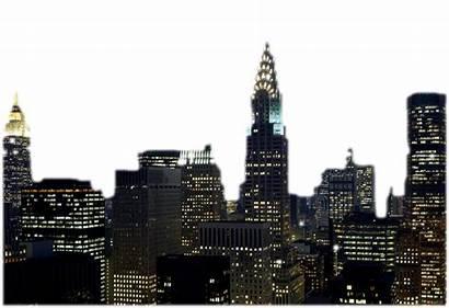 York Transparent Clipart Skyline Background Nyc Town