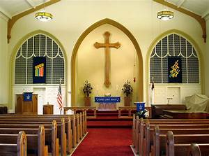 Avoiding Cost Overruns On Church Pews And Other Furniture