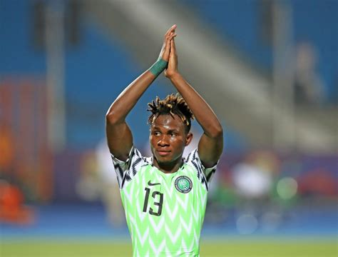 Chukwueze took up football early and was already playing when he was only eight years old. CAF Youth Award Miss Doesn't Bother Me - Samuel Chukwueze