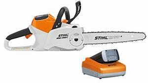 Tronconneuse Stihl A Batterie Prix : msa 200 c bq pack complet tron onneuse batterie ~ Premium-room.com Idées de Décoration