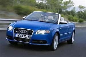 Audi S4 Cabriolet : audi a4 cabriolet 2006 2009 photos parkers ~ Medecine-chirurgie-esthetiques.com Avis de Voitures