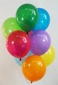 9 Inch Assorted Color Balloons