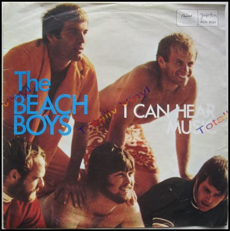 totally vinyl records beach boys    hear