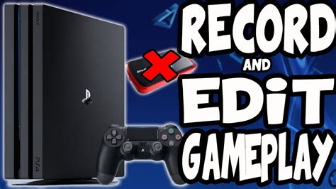 Ps4 controller must be turned off before connecting. How to Record and Edit PS4 Videos for YouTube (NO CAPTURE CARD) - YouTube
