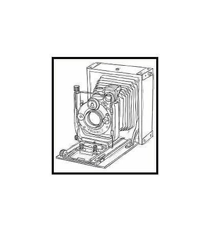 Camera Digital Coloring Stamps Stamp Adult Printable