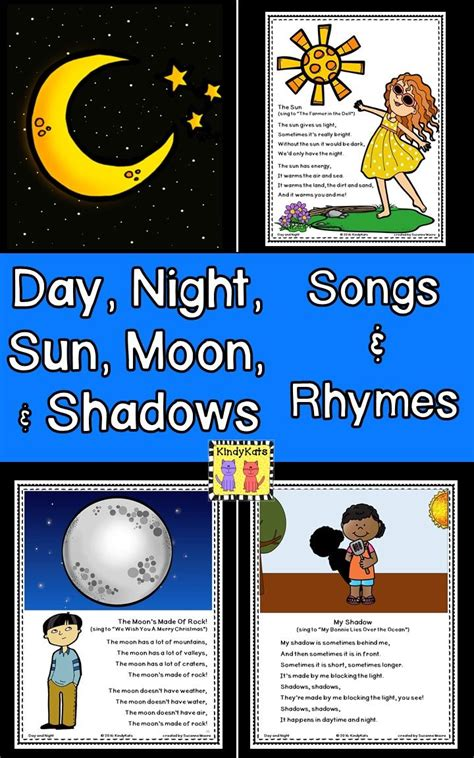 day sun moon shadows songs amp rhymes day 612 | c3162e9cb742f0f3ed45016a8d3e947a
