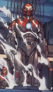 Iron Tech Armor  Earth