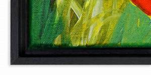 Holzrahmen Für Leinwand : der 3d effekt f r ihre leinwand ihr bild scheint zu schweben ab 29 95 ~ Frokenaadalensverden.com Haus und Dekorationen