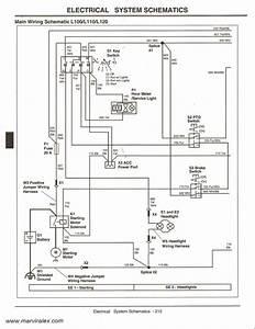 John Deere Lt155 Wiring Schematic
