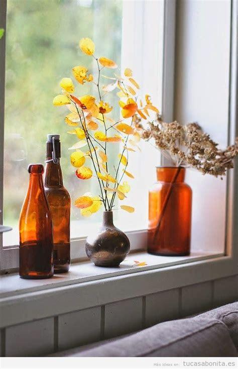 objetos antiguos  vintage  decorar casas botellas