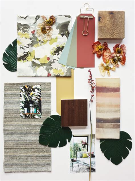 create  moodboard happy interior blog