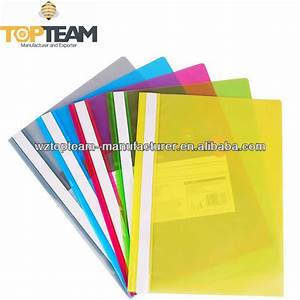 file plastic springclear folder filepp file folder buy With plastic cover for documents