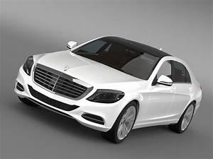 2013 Mercedes 350 : mercedes benz s 350 bluetec w222 2013 3d model buy ~ Jslefanu.com Haus und Dekorationen