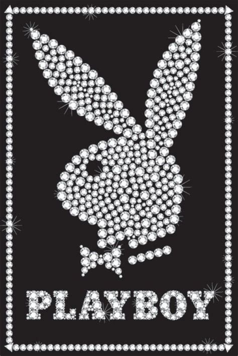 playboy posters playboy bling bunny poster pp