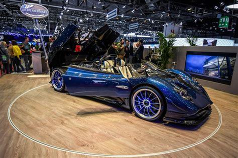 Pagani Zonda HP Barchetta, l'auto più costosa di sempre