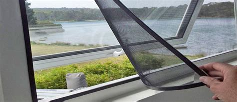 Freedom Magnetic Fly Screens