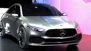 Mercedes Classe C Restylée 2018 : mercedes concept a driving scenes world premiere new mercedes c class 2018 concept carjam tv hd ~ Maxctalentgroup.com Avis de Voitures