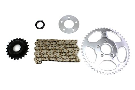 Transmission Sprocket Conversion