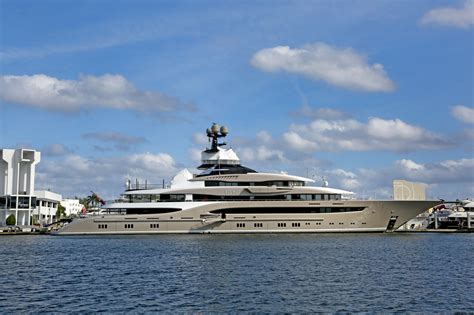 Yacht License by Yachts Getting So Big They Aimed For Cargo