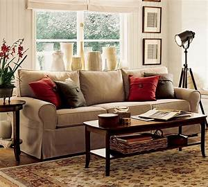 Comfortable, Living, Room, Couches, And, Sofa