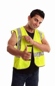 Handwerker Abrechnung Nach Stunden : coole junge handwerker bauarbeiter oder handwerker gesten daumen nach oben genehmigungs ~ Themetempest.com Abrechnung