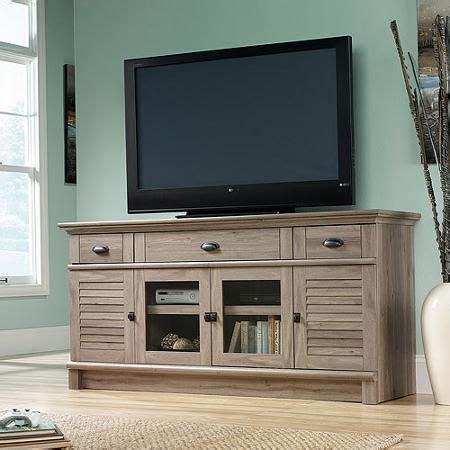 sauder harbor view desk salt oak sauder harbor view tv stand for tvs up to 70 quot salt oak