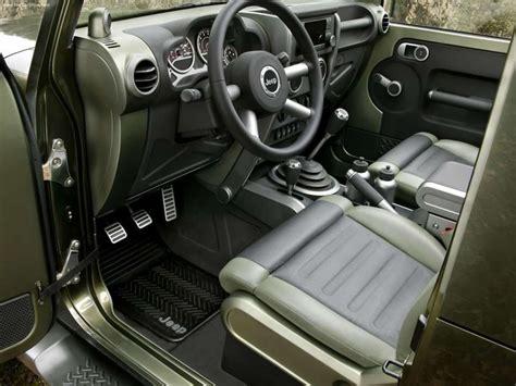 jeep j8 interior 2017 jeep wrangler pickup truck new best trucks