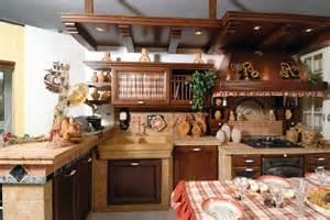 Cucina in muratura country cucine