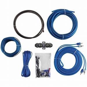8 Gauge Amp Wiring Kit
