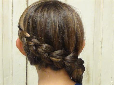 Update Hair Style 2019 : Updated Katniss Everdeen Braid